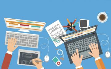 Quản trị nội dung và phát triển website
